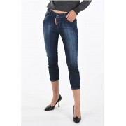 Dsquared2 Jeans COOL GIRL CROPPED in Denim Stretch taglia 36