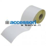 Etichette 100 x 150 mm adesive in carta Vellum per stampanti Desktop a trasferimento termico (ribbon necessario)