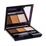 Shiseido Luminizing Satin Eye Color Trio 3g Сенки за очи за Жени Нюанс - BR307