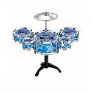 OH BABY The New And Latest Jazz Drum Set For Kids With 3 Drums And 2 Sticks SE-ET-175