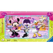 Puzzle Ravensburger - Minnie Mouse , 15 piese (06049)
