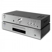 "Auna ""Elegance Tower"" 2.0 HiFi Set CD-Player USB 600W Stereo-RCA Digital-Out"