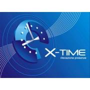 Software controllo accessi professionale X-TIME fino a 50 dipendenti