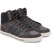 ADIDAS NEO CACITY MID Sneakers For Men(Black, White)