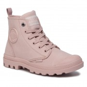 Туристически oбувки PALLADIUM - Pampa Hi Zip Nbk 96440-613-M Rose Smoke