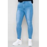 JFR High Waisted Jeans - Naemy Blue