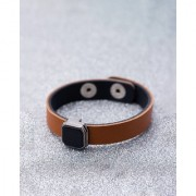 Dare by Voylla Stylish Leather Bracelet from Milestone Collection