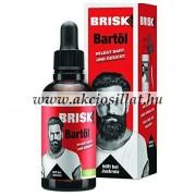Brisk szakállolaj 50ml