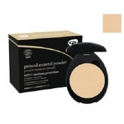 Green People Pudra Compacta SPF15 10g