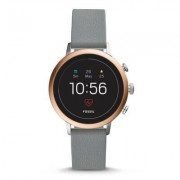 FOSSIL SmartWatch FOSSIL Venture HR Gray Silicone FTW6016