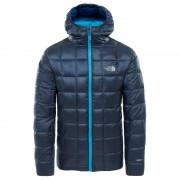 The North Face Men's Kabru Hooded Down Jacket Blå