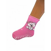 Kislány macis pink csg. bébi