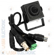 Mini Micro Telecamera PinHole CCD-MA90A Sony 700TVL Ex-View 0.005lux 90°