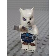 LEGO Minifig Legends of Chima_119 Ice Bear Warrior_A