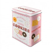 Bromma Kortförlag Plåtburk Wonder Cookies