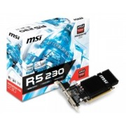 MSI AMD Radeon R5 230 2GB 64bit R5 230 2GD3H LP