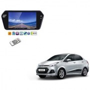 7 Inch Full HD Bluetooth LED Video Monitor Screen with USB and Bluetooth For Hyundai Xcent