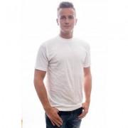 HOM T-Shirt Harro New White. - Wit - Size: Large