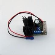 DSC TE-1215 töltő/tápegység modul