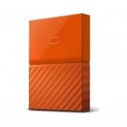 Disco duro externo WD My Passport 3TB - Naranja