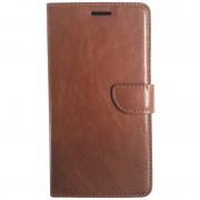 Galaxy A7 (2016) hoesje bruin