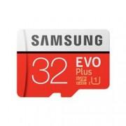 SAMSUNG MICRO SD EVO PLUS 32GB UHS-1 GRADO 1 ADATTATORE SD