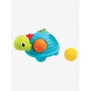 BLUE BOX Tartaruga com bolas sensoriais, Bluebox verde medio liso com motivo