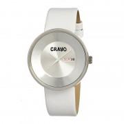 Crayo Cr0208 Button Unisex Watch