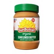 SunButter Mantequilla del girasol orgánica 16 oz.