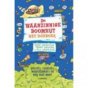 De waanzinnige boomhut: De waanzinnige boomhut, het doeboek - Andy Griffiths, Terry Denton en Jill Griffiths