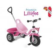 Tricicleta copii stil Printesa Lillifee - PUKY-Se livreaza montata!