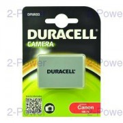 Duracell Digitalkamera Batteri Canon 7.4v 1000mAh (NB-7L)