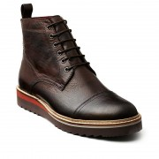 Croft Cadman Shoes Chocolate FLP649