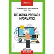 Didactica predarii informaticii (eBook)