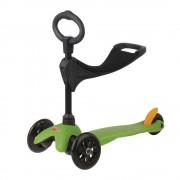 monopattino mini micro verde 3in1