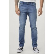 ON OUR TERMS Jeans Warric Classic Fit Blå