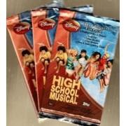 High School Musical Card & Sticker Fun Packs (3 Pack Lot)
