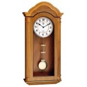 Luxusní dřevěné kyvadlové hodiny JVD N9353.2 stylu francouzké Provence