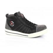 Redbrick GRANITE Veiligheidssneakers hoog model S3 - Grijs - Size: 43