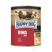 Happy Dog konzerv RIND PUR (Marha) 6x800g