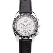 Luxusní pánské moderní hodinky JVD C1162.2 chronograf