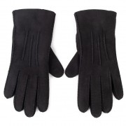 Мъжки ръкавици UGG - M Contrast Sheepskn Glove 18711 Black