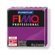 Gyurma, 85 g, égethető, FIMO Professional, viola