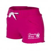 Gorilla Wear Womens New Jersey Sweat Shorts Pink - L