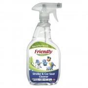 FRIENDLY ORGANIC Spray do czyszczenia wózków i fotelików, 650 ml- Frieendly Organic