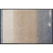 Wash+Dry Fußmatte Medley beige Beige Polyamid 50 x 75 cm