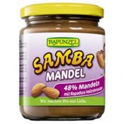 Crema cu Migdale Samba Bio 250gr Rapunzel