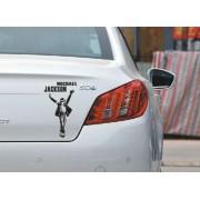 Michael Jackson autómatrica