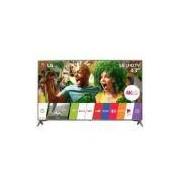Ultra HD TV LED LG 43'' Ultra Slim, 4K, DTV, 4 HDMI, 2 USB - 43UJ6565