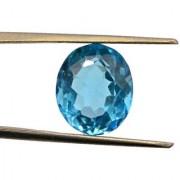 10.75 Ratti High quality Topaz stone Blue topaz Lab Certified